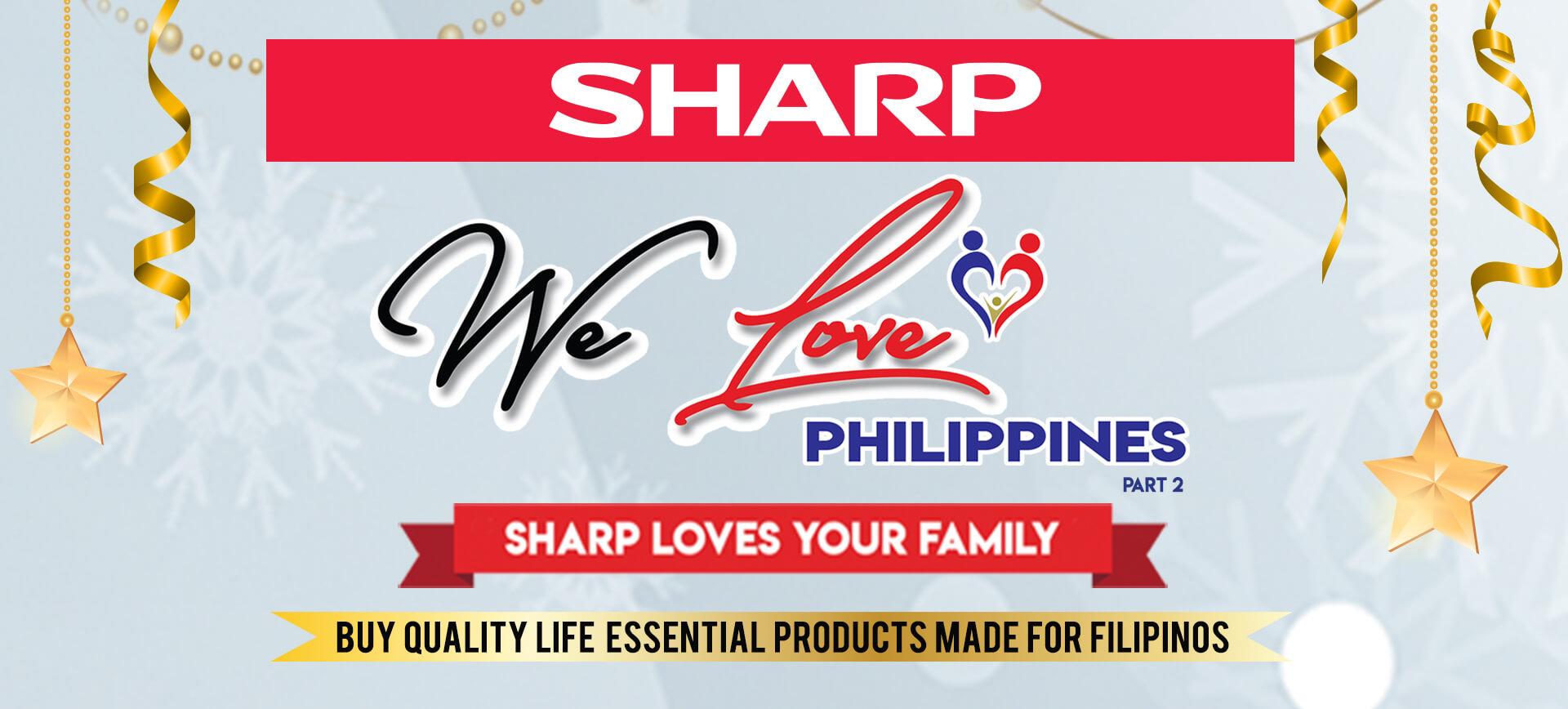 Home | SHARP Philippines