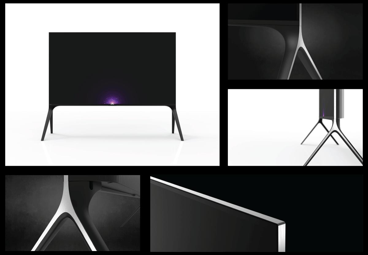AQUOS 8K Design